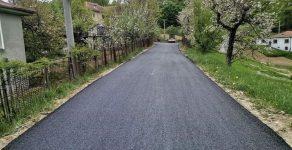 Нова водопроводна мрежа и асфалтиран път в маданското село Бориново