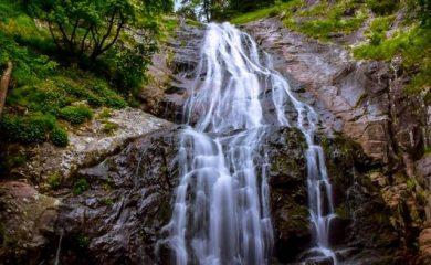 Каньонът на водопадите е сред най-добрите места за хайкинг в България