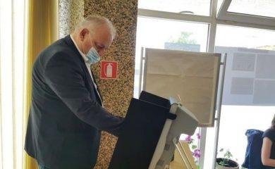 Мелемов: Гласувам за просперитета на Смолян, на Родопите, на България