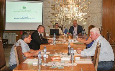 Асоциацията на родопските общини проведе събрание в Смолян