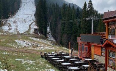 Първият сняг по високите върхове идва още тази седмица