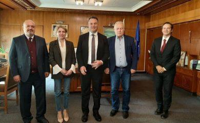 Кметът Мелемов се срещна с Генералния консул на Турция
