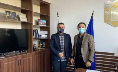 Заместник-кметът на Ксанти посети Златоград